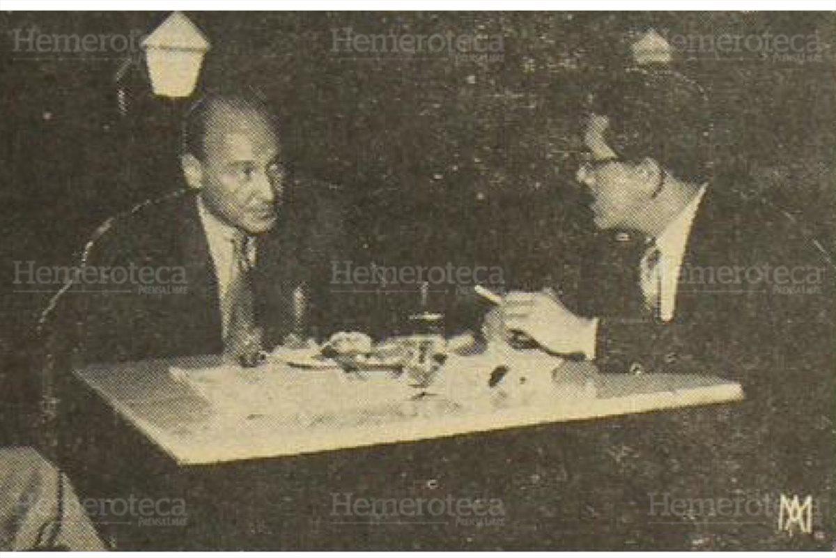 Las noticias de Prensa Libre del 29 de agosto de 1951