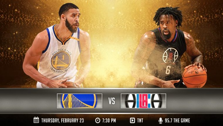 Los Ángeles Clippers visitarán a Golden State Warriors. (Foto Prensa Libre: Twitter Warriors)