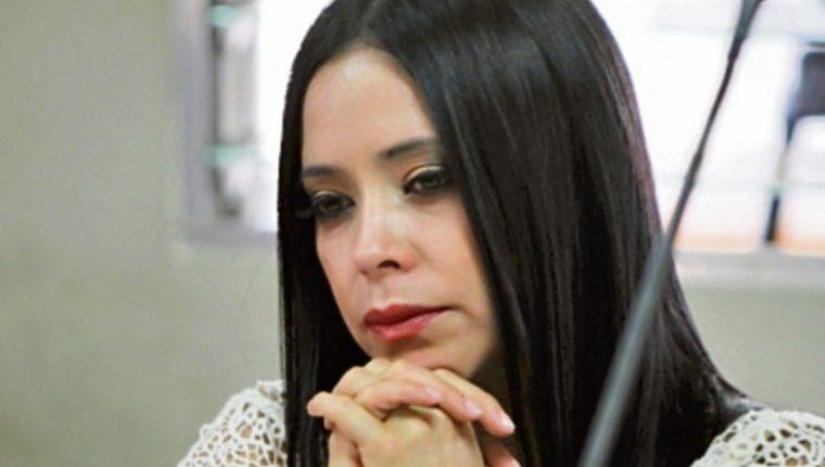 La diputada Julia Maldonado, de Lider, es señalada del presunto desvío de Q3.9 millones de una donación cuando era directora del Consejo Nacional de la Juventud (Conjuve). (Foto Prensa Libre: Hemeroteca PL).