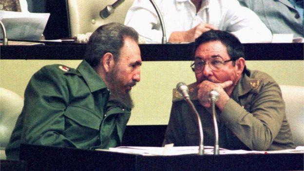 Raúl Castro sucedió a su hermano Fidel en el poder de Cuba en el 2006. AFP