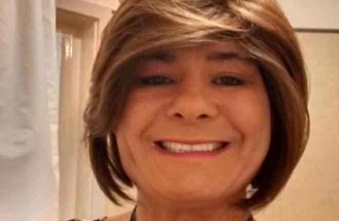 Karen White está acusada de cuatro asaltos sexuales contra reclusas en la cárcel de mujeres New Hall, en el norte de Inglaterra. FACEBOOK