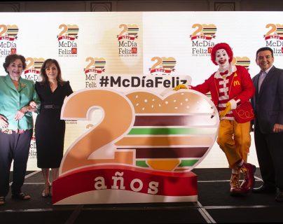 Veinte años de McDía Feliz