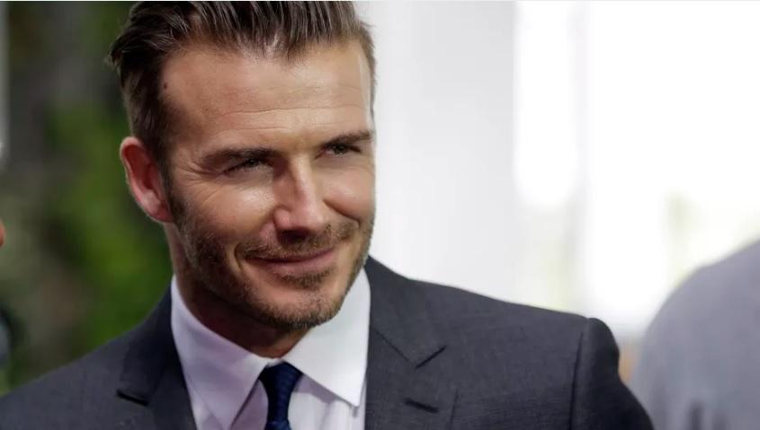 David Beckham es imagen de varias marcas, además de tener negocios propios. (Foto Prensa Libre: AP)
