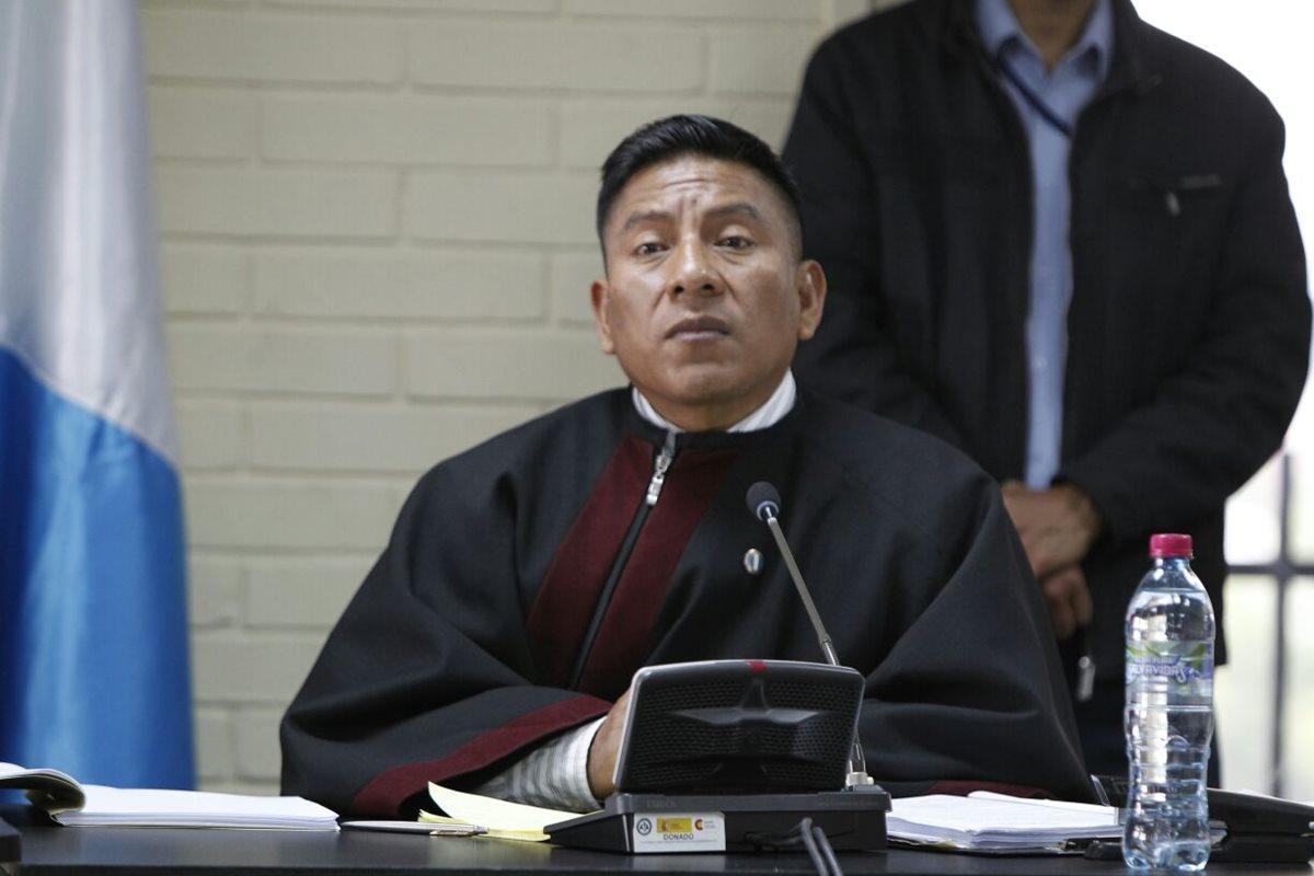 Juez de sentencia denuncia amenazas de muerte