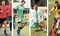 El Torneo Apertura 2018 contará con decenas de jugadores extranjeros y naturalizados. (Foto Prensa Libre: TodoDeportes)