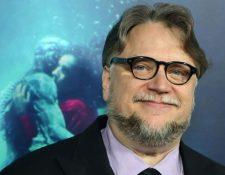 Guillermo del Toro se ha ganado el reconocimiento de los críticos de cine por su trabajo como director. El cineasta tiene un programa de becas para ayudar a que más jóvenes puedan desenvolverse en esta área. (Foto Prensa Libre: AFP).