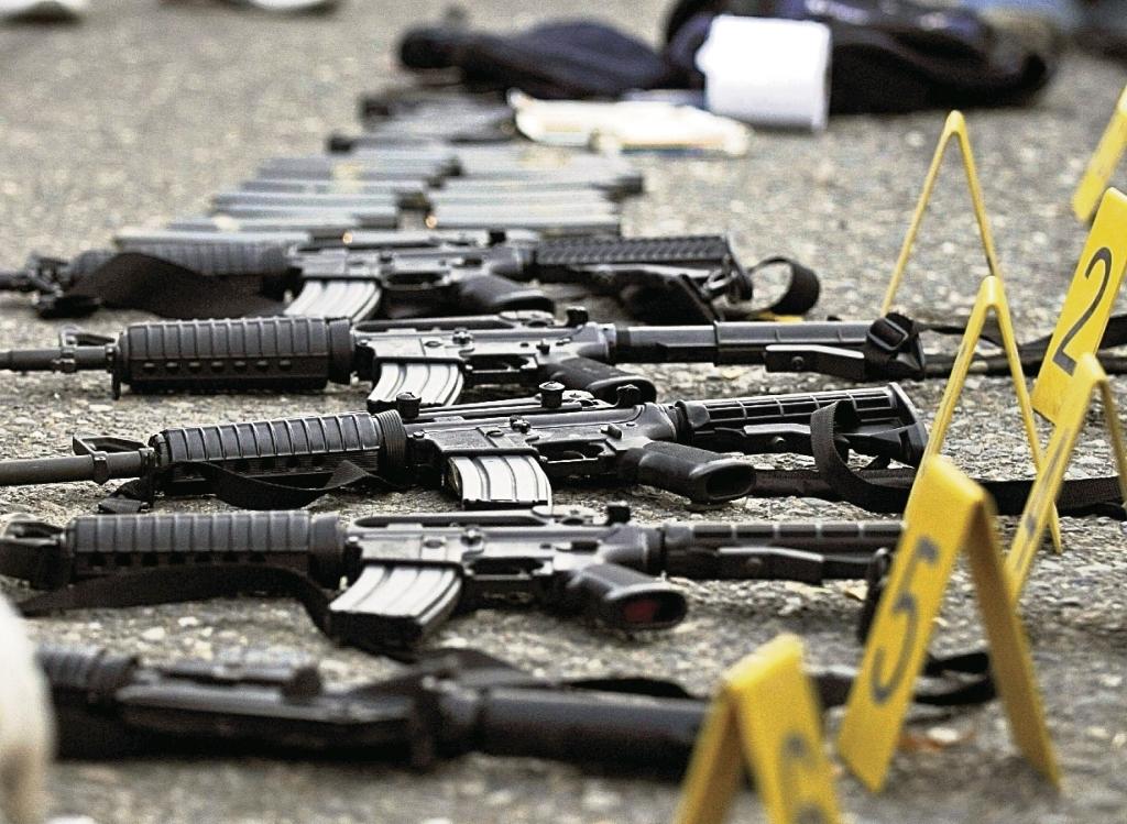 Digecam no tiene recursos para destruir 30 mil armas de fuego