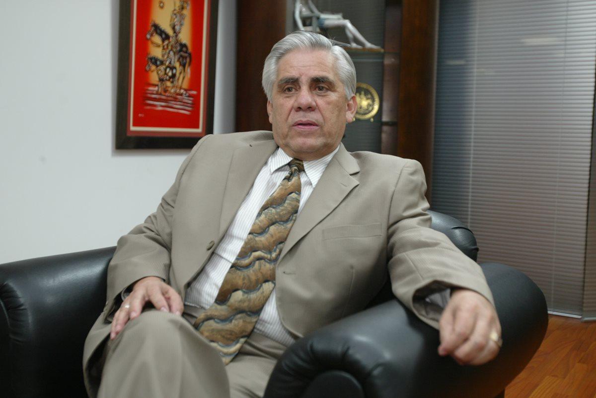 Exmagistrado Trujillo pide más tiempo para pagar fianza