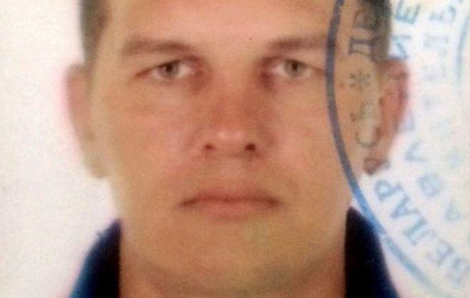 Gennady Yakovitsky fue acusado de asesinar a su pareja durante una discusión. FAMILY PICTURE