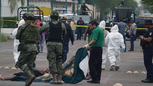 """La """"guerra contra las drogas"""" sigue cobrando vidas en México y el resto de América Latina. AFP"""
