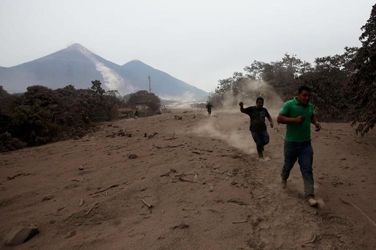 """""""Volcán de Fuego"""" fue el tema más buscado en Google en este año. (Foto: Hemeroteca PL)"""