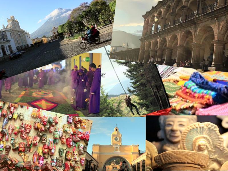La historia, aventura y cultura de Antigua Guatemala resumida en 36 horas