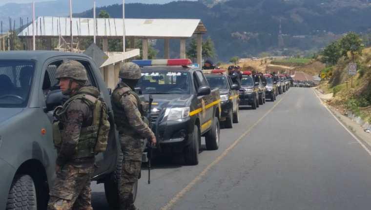 El conflicto entre pobladores de Ixchiguán y Tajumulco se agravó durante los últimos meses. (Foto Prensa Libre: HemerotecaPL Whitmer Barrera)