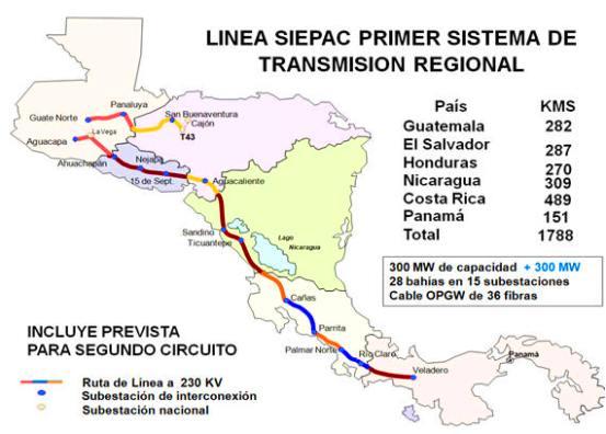 Centroamérica y México negocian integración eléctrica