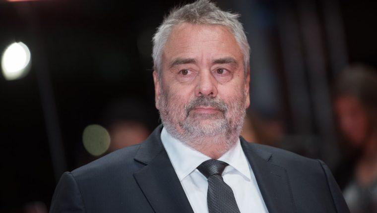 El cineasta francpes Luc Besson es señalado de haber violado a una actriz. (Foto Prensa Libre: AFP)