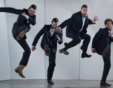 Los músicos de Tijuana Love estarán presentes en el show #UnidosPorNelson (Foto: Hemeroteca PL).