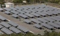 Para el sector de pequeños hoteles, la energía representa hasta el 40% de sus costos. Los hoteleres buscan alternativas como la energía solar y el gas. (Foto Prensa Libre: Archivo)