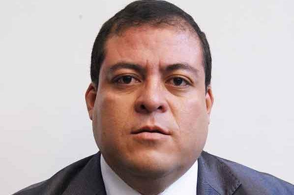 Según el MP, el diputado Julio Antonio Juárez Ramírez es el principal sospechoso de haber ordenado la muerte del periodista Danilo López, en marzo del 2015. (Foto Prensa Libre: Congreso de Guatemala)