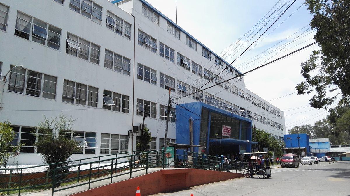 Enterovirus enferma a médicos del Hospital Roosevelt y suspenden cirugías programadas