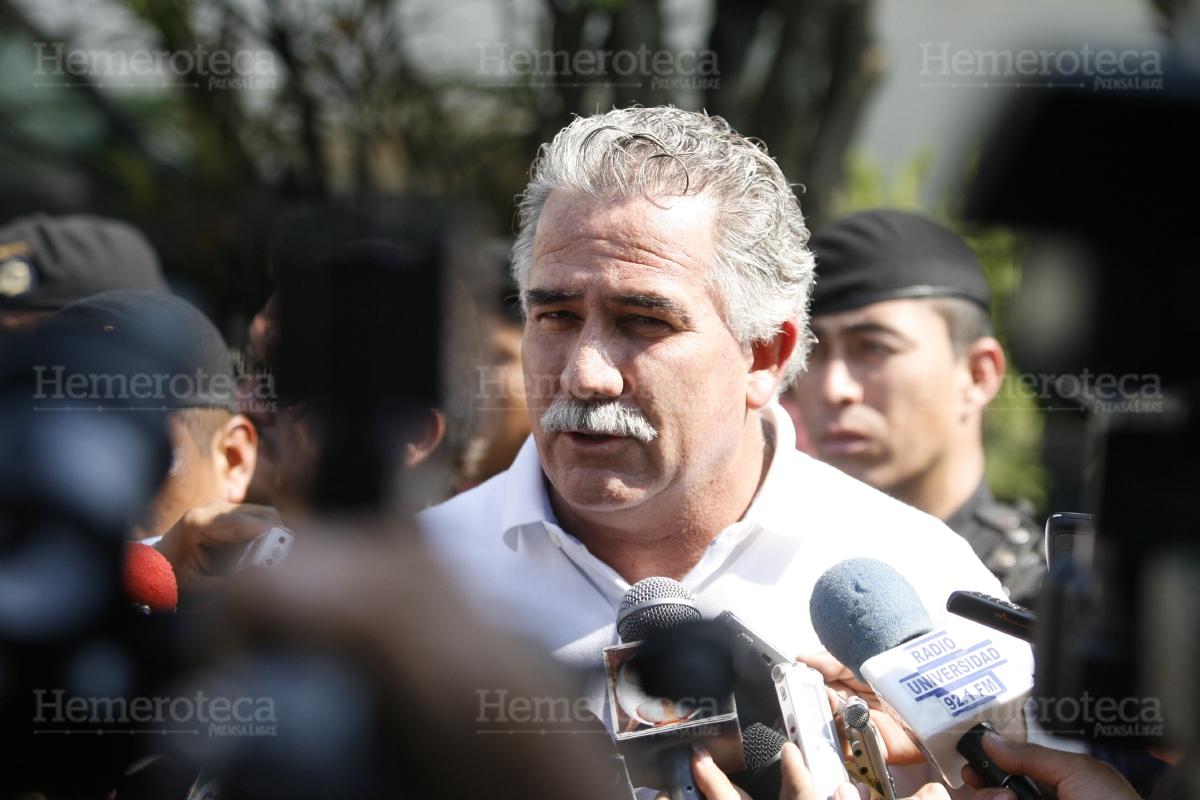 Corte Suprema de Justicia volverá a decidir si Salvador Gándara regresa o no a prisión preventiva