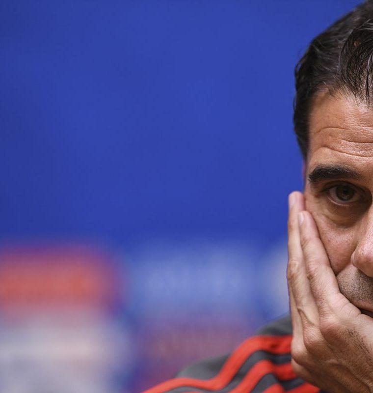 La selección de España fracasó en Rusia 2018 al quedar eliminada en octavos de final. (Foto Prensa Libre: AFP)
