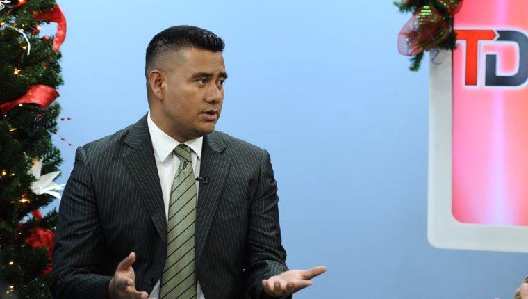 Gonzalo Romero estará asumiendo la Dirección de la Digef el próximo miércoles. (Foto Hemeroteca PL).