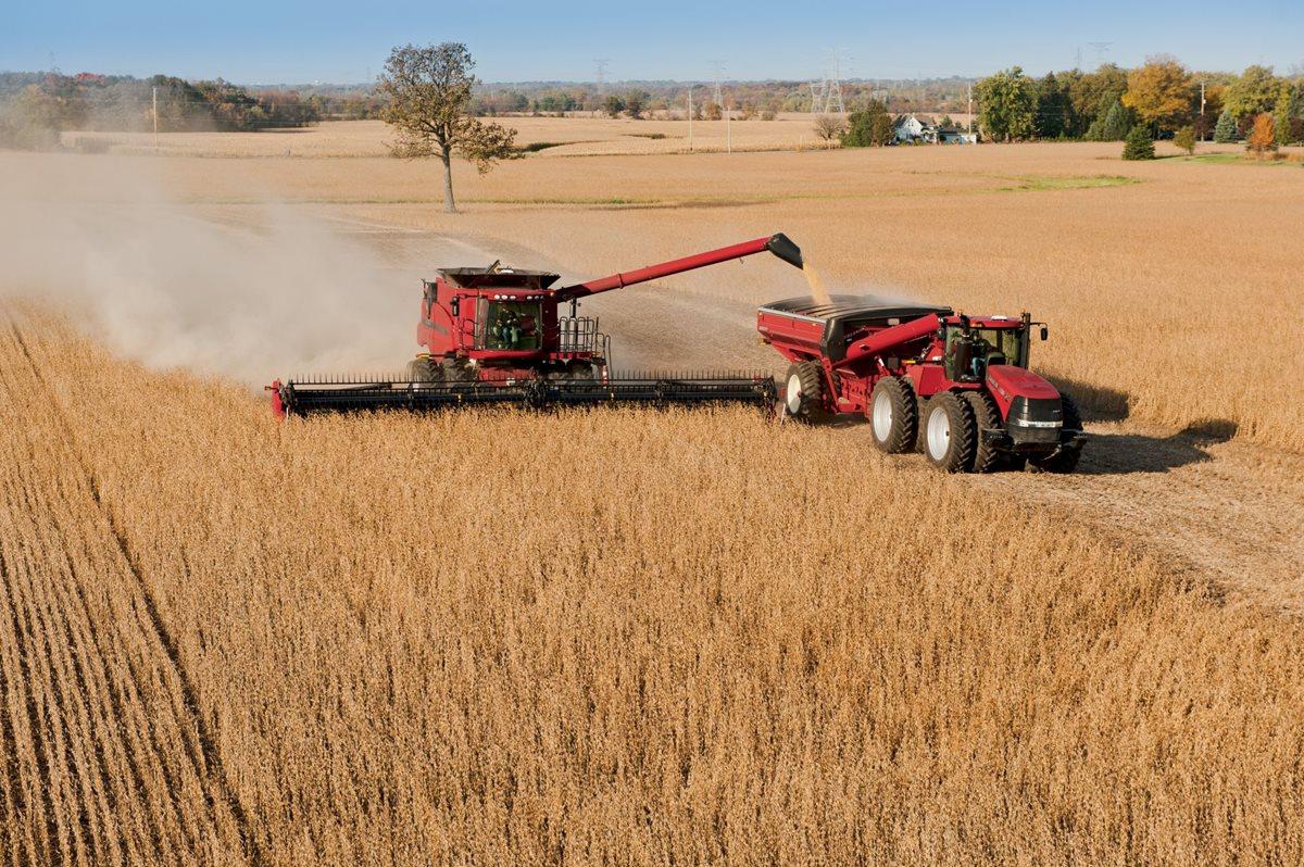 Brasil alcanza récord de producción agrícola