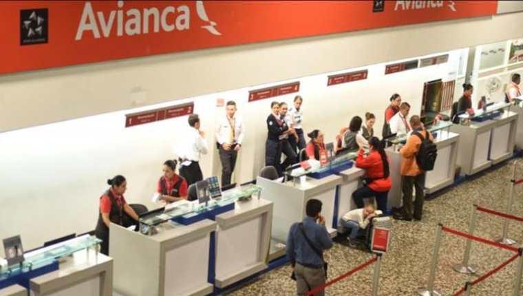 Los centros de servicios de Avianca en Honduras permanecerán cerrados durante el fin de semana, por las protestas. (Foto Prensa Libre: Hemeroteca PL)