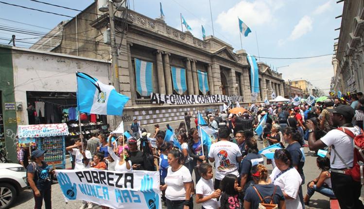 CIDH advierte que ley criminalizaría las manifestaciones y violentaría la libertad de expresión. (Foto: Hemeroteca PL)