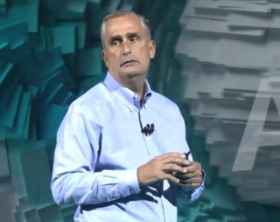 El director ejecutivo de Intel habló sobre las fallas en los chips de su compañía durante el CES. INTEL