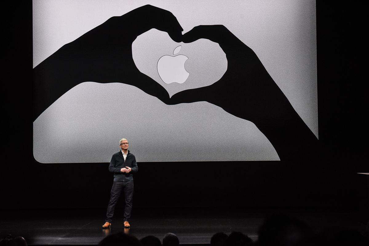 Apple apuesta por las nuevas versiones de iPad y MacBook Air