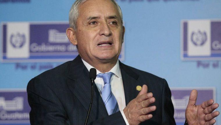 El Cedecon pide la renuncia del presidente Otto Pérez Molina para proteger la institucionalidad del cargo. (Foto Prensa Libre: Álvaro Interiano)