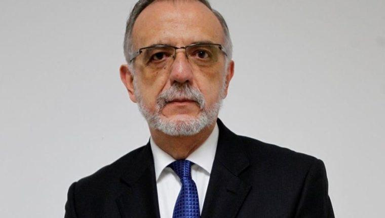 Autoridades ancentrales expresan apoyo a Iván Velásquez, director de Cicig, y a Thelma Aldana, fiscal General. (Foto Prensa Libre: Cicig)