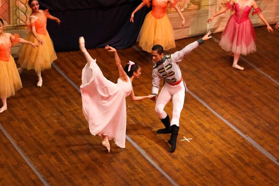 El Cascanueces es un ballet que se representa a finales del año en distintas ciudades del mundo. (Foto Prensa Libre: Cortesía)