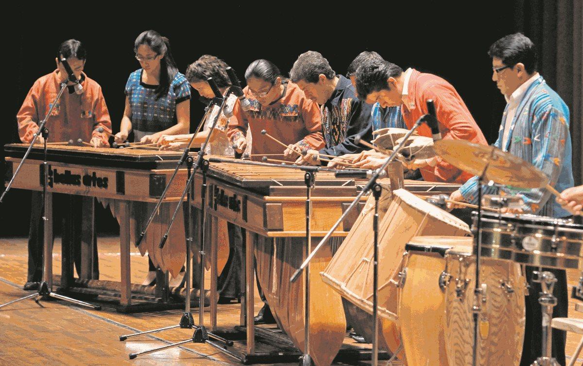 Hoy se conmemora el Día Nacional de la Marimba