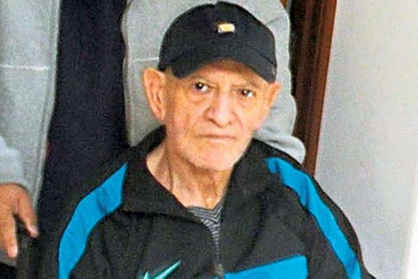 Óscar Mejía Victores, exjefe de Estado que gobernó entre  1983 y 1986, ya no enfrentará proceso penal por genocidio. (Foto Prensa Libre: EFE)