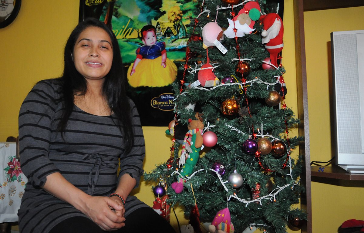 Karateca guatemalteca Cheili González será mamá