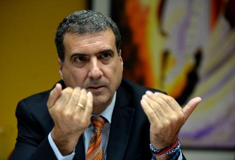 Humberto López, director del Banco Mundial para Centroamérica. (Foto Prensa Libre: EFE)