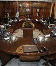 El Congreso deberá elegir al sustituto de la magistrada Elizabeth García, quien integrará el pleno de la Corte Suprema de Justicia. (Foto Prensa Libre: Hemeroteca PL)