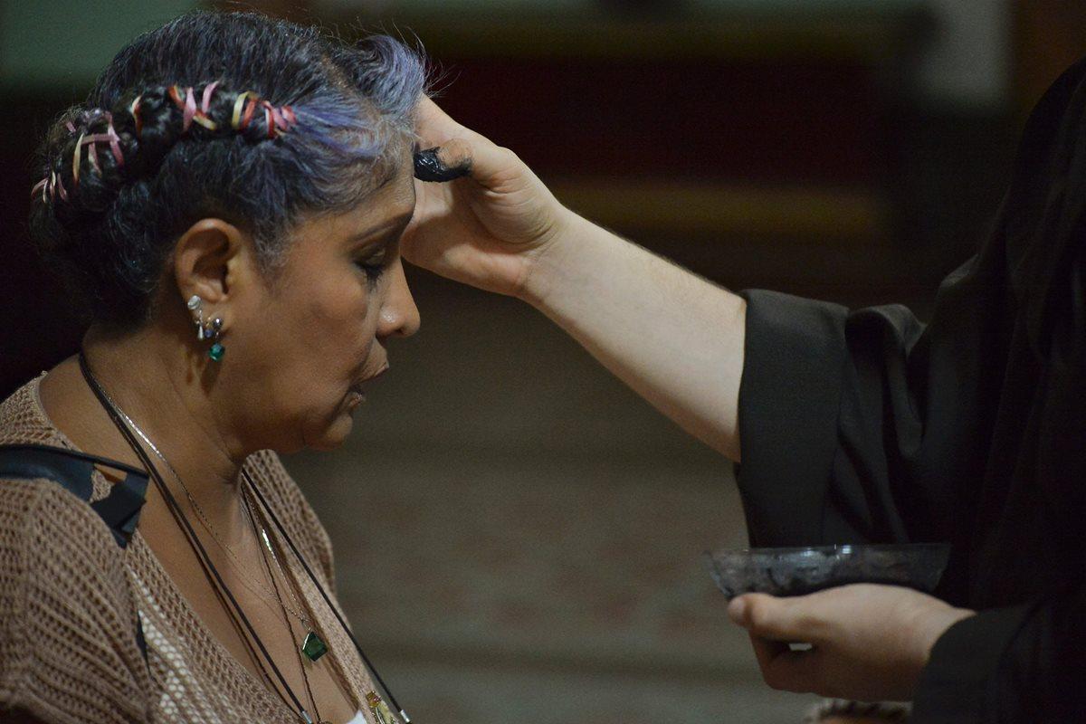 Horarios de misas para el Miércoles de Ceniza en Guatemala