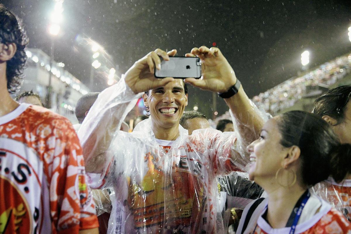 Rafael Nadal está feliz de regresar a Montecarlo, superficie que es de sus favoritas (Foto Prensa Libre: Hemeroteca PL).