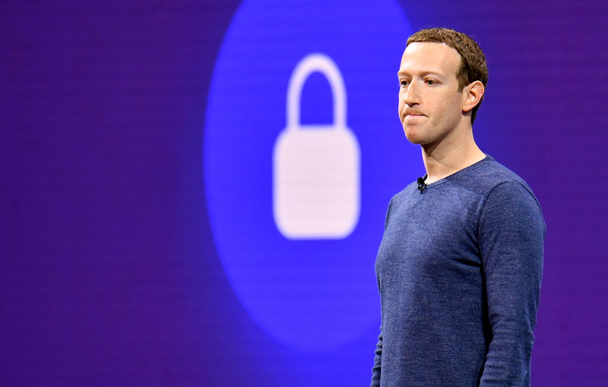 La terrible caída de Facebook en la Bolsa de Valores de Nueva York