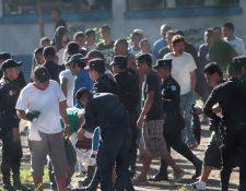 La política de seguridad resalta que el Estado debe asumir el control de las cárceles. (Foto: Hemeroteca PL)