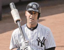 Derek Jeter volverá al Yankee Stadium, para un homenaje. (Foto Prensa Libre: Hemeroteca PL)