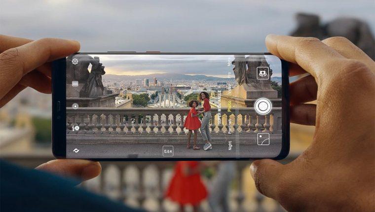 Los teléfonos Huawei han ganado popularidad por la gran capacidad de sus cámaras fotográficas. (Foto Prensa Libre: Huawei)