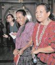 La gobernadora de Alta Verapaz, Estela Ventura, denunció en abril de 2016 a ocho diputados del partido oficial por discriminación. (Foto Prensa Libre: Hemeroteca PL)