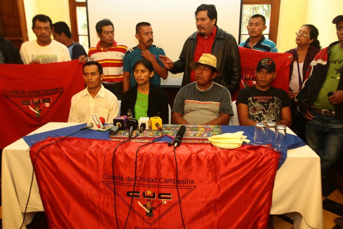 Desalojados piden al Presidente cumplir medidas de CIDH