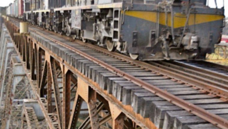 Para Activar el tren hay tres proyectos.