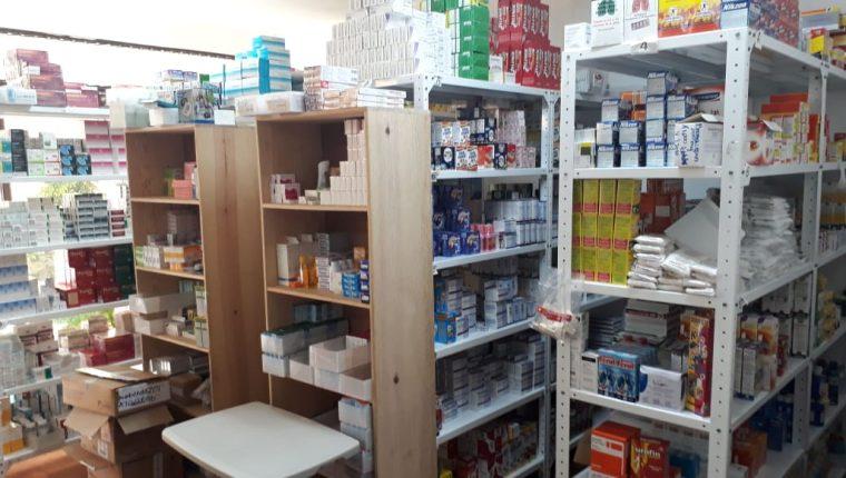 La investigación preliminar tiene indicios en que los medicamentos estarían ingresando desde México y El Salvador. (Foto Prensa Libre: MP)