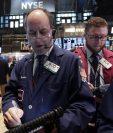 El mercado de salud hicieron bajar las acciones en la bolsa de EE. UU. (Foto Prensa Libre: AP)